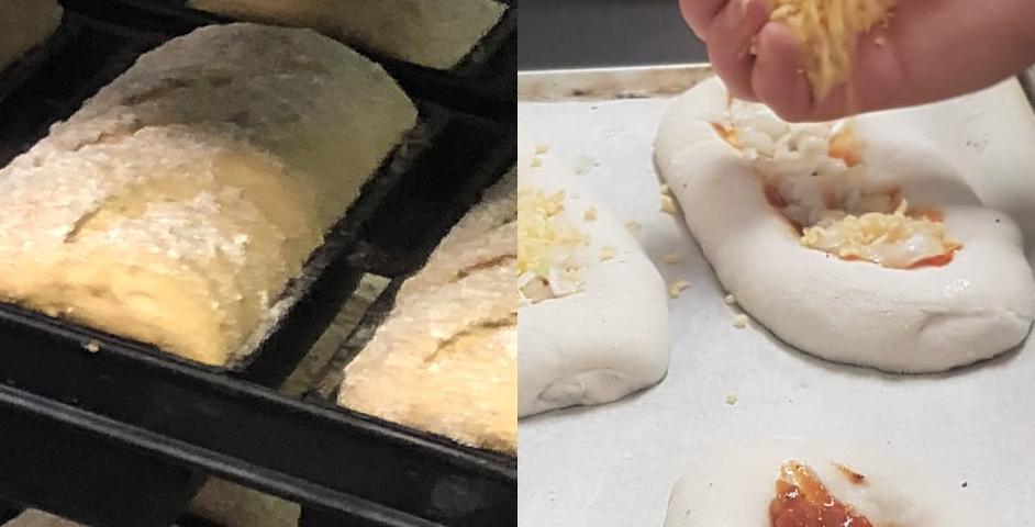 brooddeeg la boulangerie Goossens
